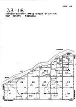Township 33 North - Range 16 West, Holt County 1948